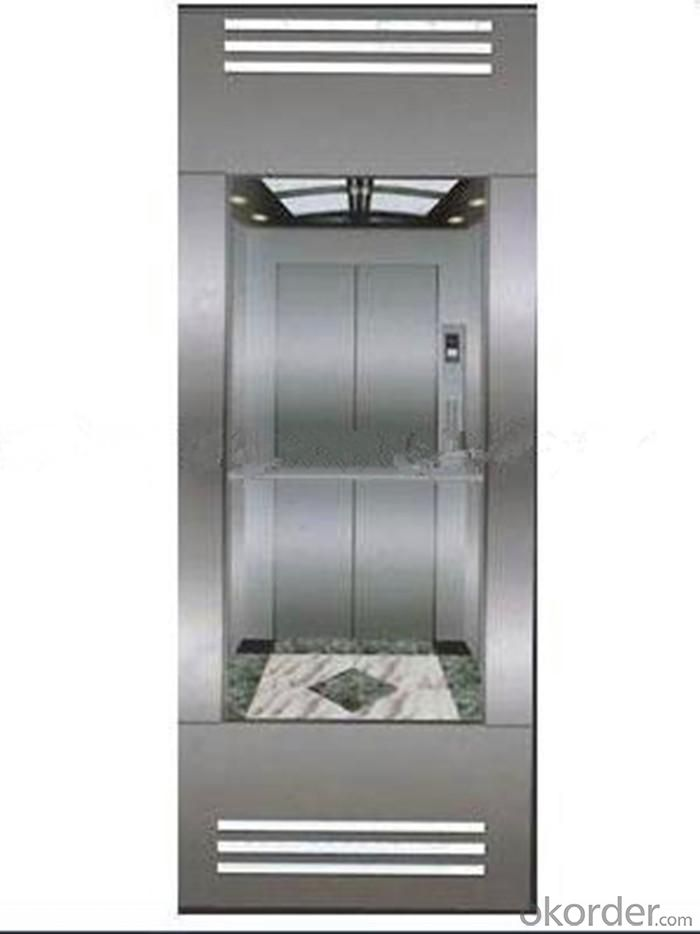 Panoramic Elevator (Square Type)