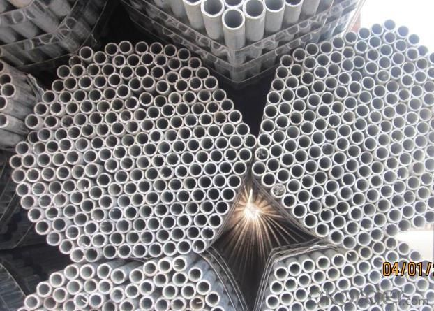 BS 1387 Hot Dipped Galvanized Pipe