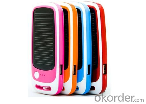 Solar Portable Charger S006