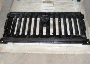 Ductile Iron Gully Grates Class D400