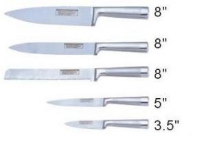 Kitchen Knife Set-01
