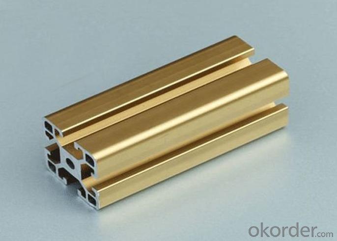 Aluminium 6063 Profile for Building