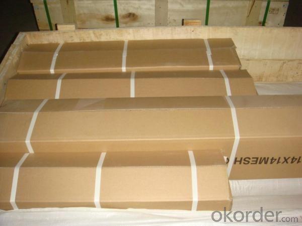 China Stainless Steel Screen Mesh 14x14