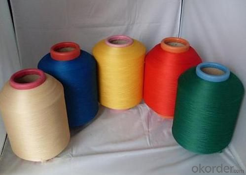 Spandex Yarn with Different Color 15D-1120D