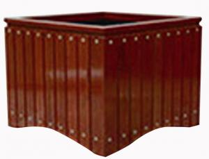 Wood Plastic Composite Flower Box CMAX N034