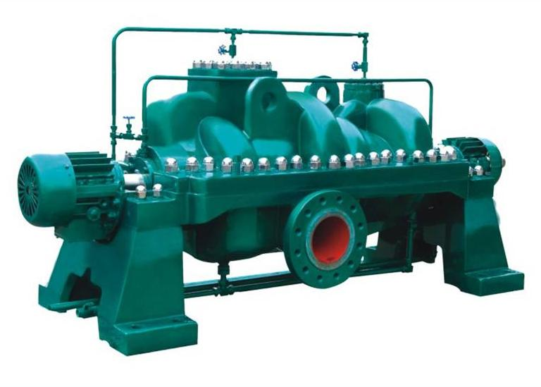 Multistage Double Suction Pump