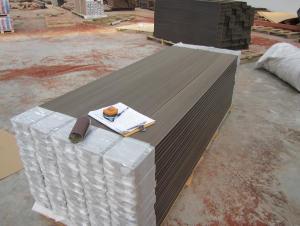 Wood Plastic Composite Fence/Rail CMAX SR006