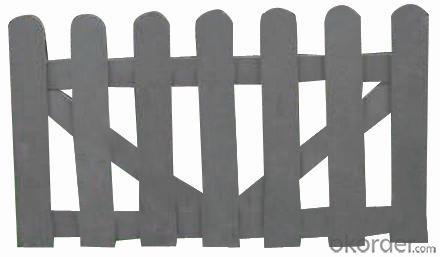 Wood Plastic Compostie Fence/Rail  CMAX SF014