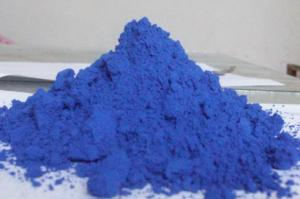 Iron Oxide Blue  in Pigment