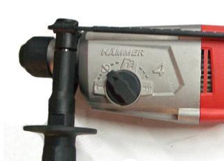 Light Hammer Drill DIY and Construction Power Tools
