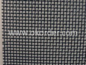 PVC Coated Aluminum Screen Mesh