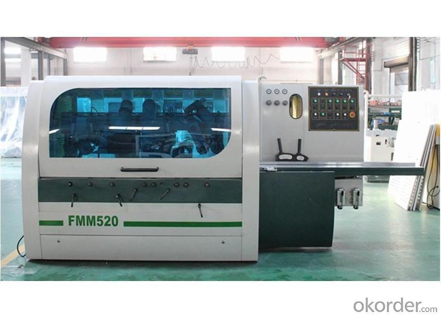 New Four Side Moulder FMM520