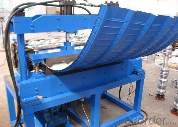 Arch Rolling Machine