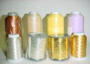 Colored Metallic Yarn With High Quality From China