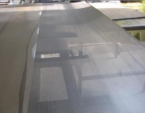 High Quality Galvanized Steel Screen Mesh