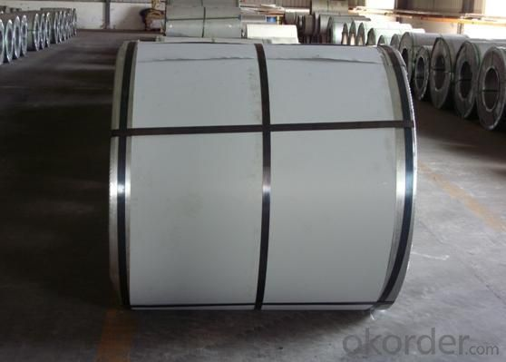 Prepainted Galvanized Steel Matt