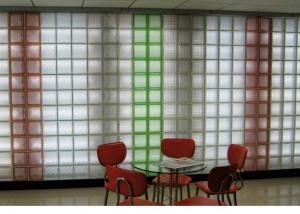 Art Glass Blocks and Murals