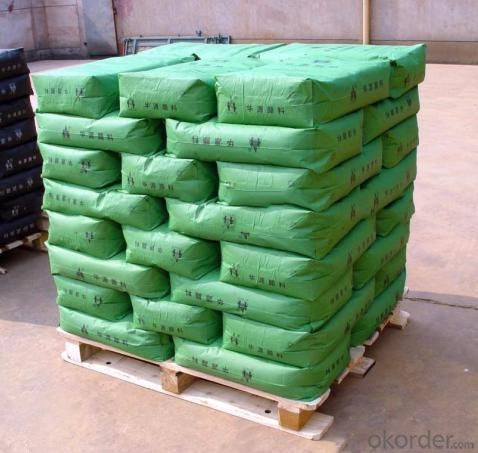 Chrome Oxide Green Refractory Grade