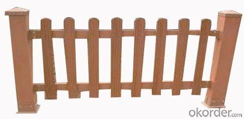 WPC Fence/Railing CMAX SR002