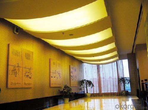 Interior PVC Stretch Ceiling Board
