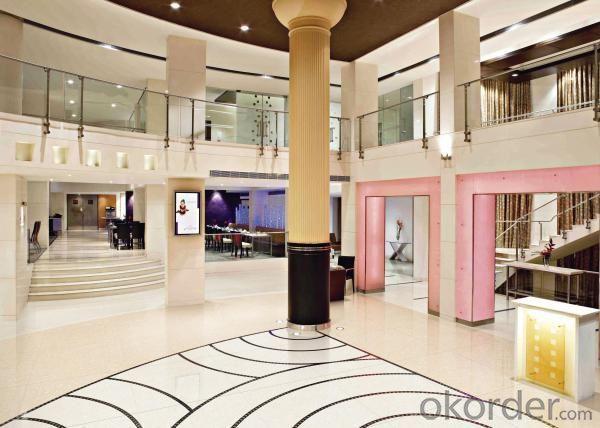 Porcelain Tiles Light Pink SUNO23604