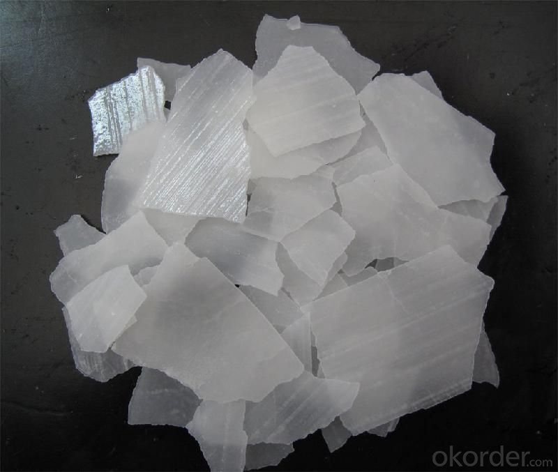 High Quality Industrial Caustic Soda Flakes 99%