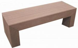 Wood Plastic Composite Outdoor Table