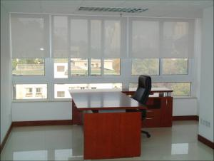 Motorized Roller Blinds For Office