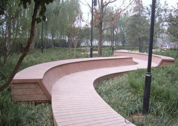 CMAX Wood Plastic Composite Landscape H008