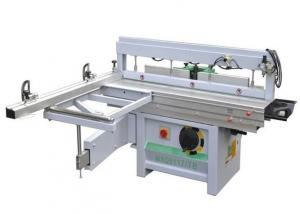 Wood Sliding Table Spindle Moulder
