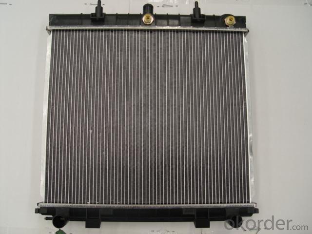 Aluminum Brazing (A/P Type) Radiator For Hyundai