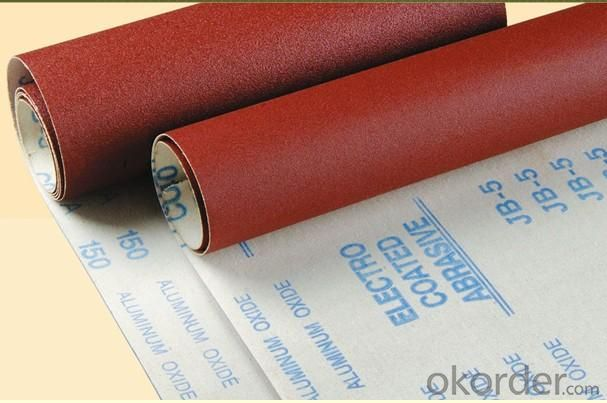Abrasive Cloth-Rolls