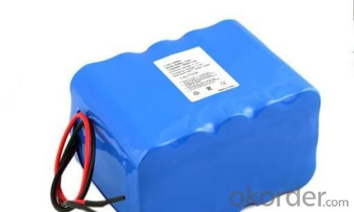 High Capacity 12V 8ah Li-ion Battery Pack
