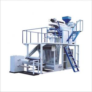 High Quality Three-layer Co-extruding Rotary Die Head Film Blowing Machine 3CM-X50