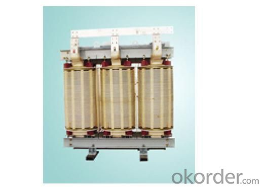 High Quality Class C SGB Dry Type Transformer