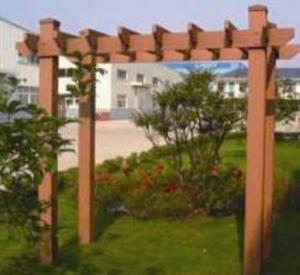 Wood Plastic Composite  Landscape CMAX S002
