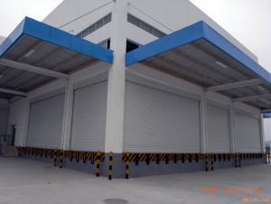 CAD Aluminum Shutter  Door