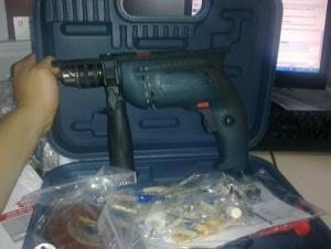 Impact Drill 550W DH-55RE