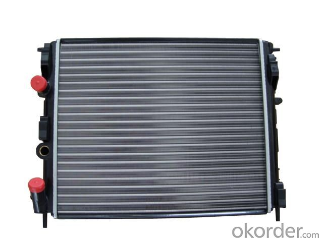 Aluminum Brazing (A/P Type) Radiator For Toyota