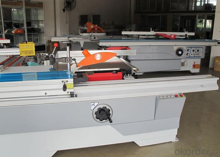 Panel Saw Precision Table Sliding Saw