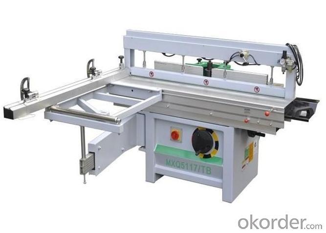 MXQ5117TB Wood Milling Machine For Wood Shape