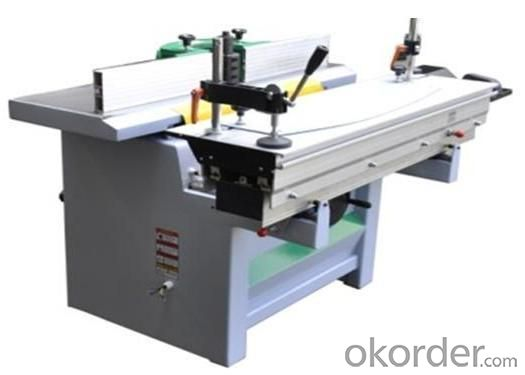 MXQ5117TB Wood Milling Machine For Wood Shape