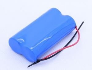 High Capacity 12v 6600mAh 18650 Li Lon Battery