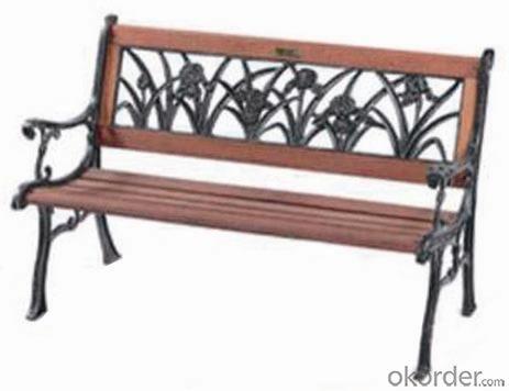 Wood Plastic Compostie  Outdoor Chair CMAX N013