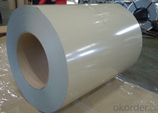Prepainted Aluzinc Steel Coil-EN 10169