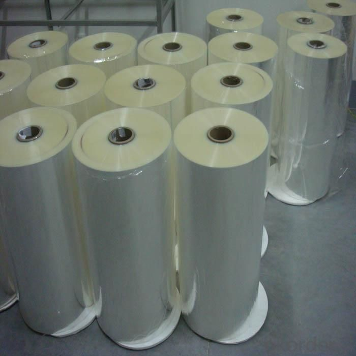 Bopp Thermal Lamination Film Glossy& Matt