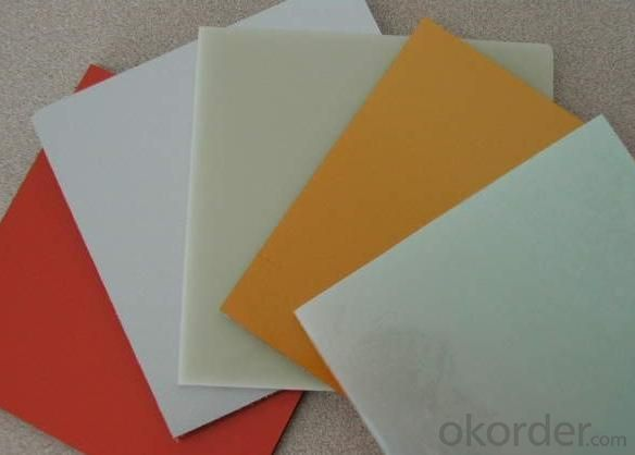 Light Transmitting Acrylic Advertisement Sheet With Different Color