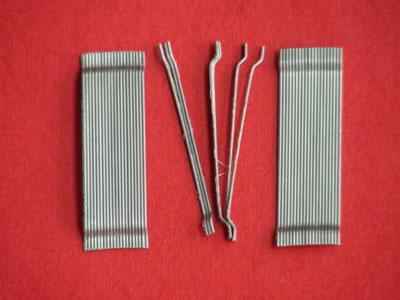 Manufacturer of Glue Steel Fiber