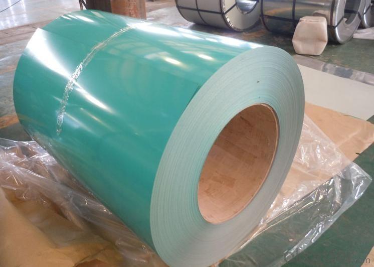 Best Quality for Prepainted Aluzinc Steel Coil-JIS G3322