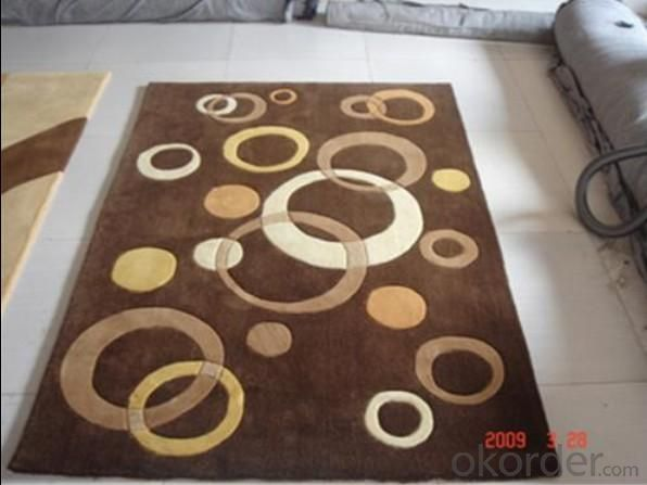 Wool Hand Tufted Handmade Carpet